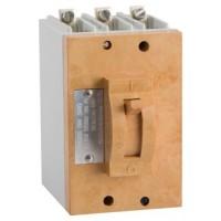 Автоматический выключатель АК50Б 3МГ ОМ3 12In10А