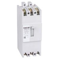 Автоматический выключатель АЕ 2066М1-100 125А 10In 400В(Курск)(уп/4)