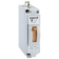Автоматический выключатель ВА 21-/М/-29-120010-6IH-П/Т 25А У3 М ОТК КЭАЗ