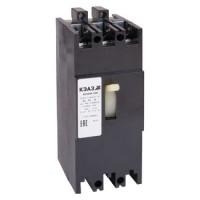 Автоматический выключатель АЕ 2046-10Р 63А 12In 400AC, регулировка расцепителя тока (Курск)(уп/4)
