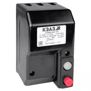 Автоматический выключатель АП 50Б-2МТ-3.5IН-4,0А 400В(Курск)(уп/6)