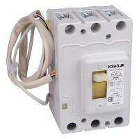 Автоматический выключатель ВА 57Ф35-341210-2000-НР230В 160Анезависимый расцепитель (Курск)(уп/1)