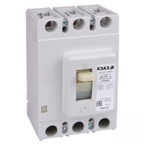 Выключатель автоматический ВА04-36-340010-100А-1250-690AC-УХЛ3-КЭАЗ