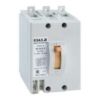Автоматический выключатель ВА 21-29-341810-6,3А-12Iн-380AC-НР220AC/DC-У3-КЭАЗ