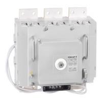 Автоматический выключатель ВА55-43-344730-1600А-690AC-НР230AC/220DC-ПЭ230AC-УХЛ3-КЭАЗ (РП 10-22 )