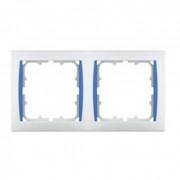 Camilya Рамка 2 секции (белая)