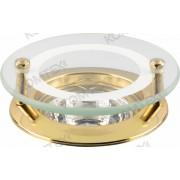 Amber 51 2 04 50W GU5,3, кругл. со стекл., золото СКИДКА 50 %