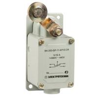 Выключатель концевой ВК-200-БР-11-IP67У2-21 ((ролик, без сальника, ход вправо, самовозврат)