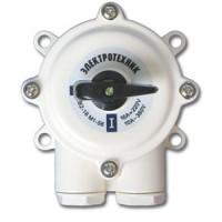 Пакетный выключатель ПВ 2х16 М1 исп.4,IP56 (пласт. корпус,Iн16А при220В,Iн10А при380В)