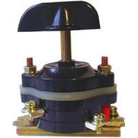 Пакетный выключатель ПВ 2х16 М3 исп.4 IP30 (карболитовый корпус,Iн16А при220В,Iн10А при380В)