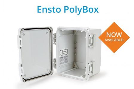 Высокопрочные корпуса Ensto PolyBox