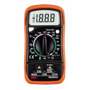 Мультиметр цифровой МAS830В (АС/DC, пост. ток, сопрот., диод. тест)