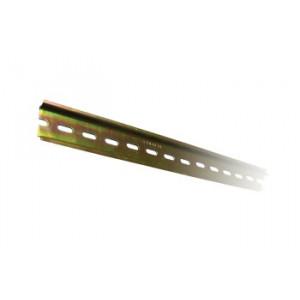 DIN-рейка перфорированная 125 мм EKF