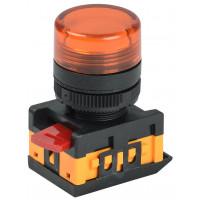 лампа AL 22-25 TЕ (жёлтая) EKF (уп/10/600)