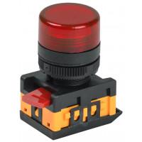 лампа AL 22-25 TЕ (красная) EKF (уп/10/600)
