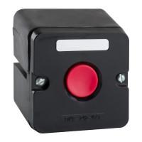 Пост кнопочный ПКЕ 222-1-У2-IP54-КЭАЗ (красная кнопка)