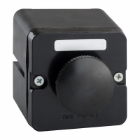 ПКЕ 212-1-У3-IP40-КЭАЗ (черная кнопка)