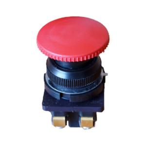 Выключатель кнопочный КЕ 021-У2-исп.1-КЭАЗ (красный)