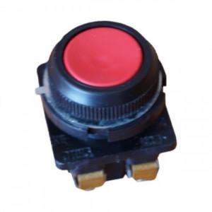 Выключатель кнопочный КЕ 011-У2-исп.1-КЭАЗ (красный)