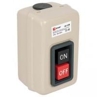 Выключатель кнопочный с блокировкой ВКИ-230 16А 3P IP40 EKF PROxima