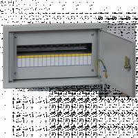 Щит распределительный встраиваемый ЩРВ-18М IP31 (260х440х120) EKF
