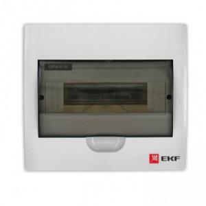 Щит распределительный навесной ЩРН-П-10 IP40 EKF