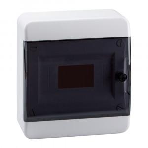 Бокс пластиковый OptiBox P-BNK-2-08-IP41 (накладной)