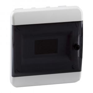 Бокс пластиковый OptiBox P-BVK-2-08-IP41 (встраиваемый)
