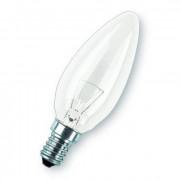 Лампа ДС 230-240В 40Вт Е14 (уп/100шт)