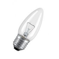 Лампа накал. CLASSIC В свеча CL 60W E27 I OSRAM