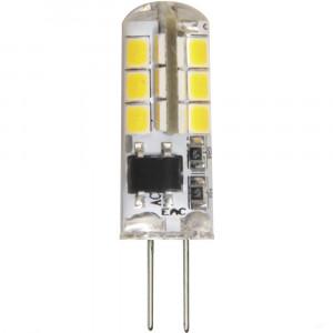 Лампа светодиодная PLED-G4 3w 2700K 200Lm 220V/50Hz Jazzway