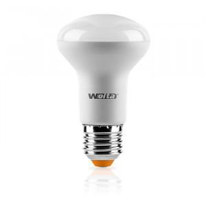 Лампа светодиодная LED R63 9W E27 3000K WOLTA