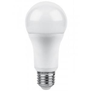 Лампа светодиодная LED E27 9W груша 4000K WOLTA