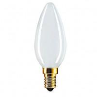 Лампа Philips В35 60W E14 свеча матовая FR
