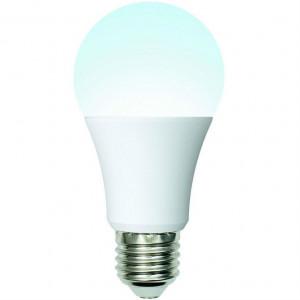 Лампа LED-A60-16W/NW/E27/FR/NR Norma груша , матовая 4000К 1450 Лм Volpe