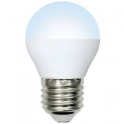 Лампа LED-A70-25W/DW/E27/FR/NR, матовая 6500К, 2000Лм Volpe