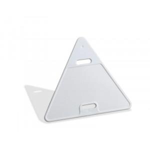 Бирка кабельная У-136 У3,5 (треугольник) КВТ (уп/100шт)