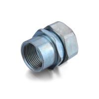 Муфта соединительная труба-металлорукав резьбовая СТМ(Р) 25 (аналог РКВ 25)