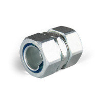 Муфта соединительная «металлорукав — металлорукав» СММ 25