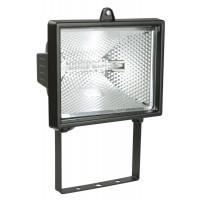 Прожектор ИО 500 галогенный черный IP54 ИЭК