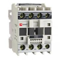 Контактор электромагнитный КМЭ 1210 (12А/380В/1НО) 5,5кВт IP20 EKF (уп/50)