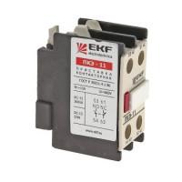 Приставка контактная ПКЭ-02 2NC EKF