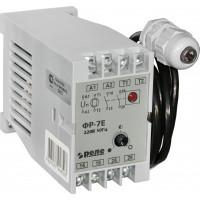 Фотореле ФР-7Е (5А, задержка вкл. 15с, DIN/винт, кабель 1,5м, с датчиком)