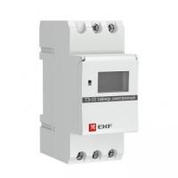 Таймер электронный ТЭ-15 EKF
