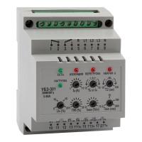 Реле защиты двигателя OptiDin УБЗ-301-10-100-УХЛ4