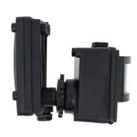 ИК датчик движения MS-01 чёрн.на прожектор 1200Вт 120гр. до 12м. IP44 EKF