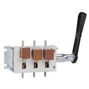 Выключатель-разъединитель ВР 32-31В 31250 100А(боковая смещенная ручка)КЭАЗ