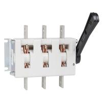 Выключатель-разъединитель ВР 32-39А 30220 630А(боковая стацион. ручка)КЭАЗ