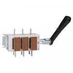 Выключатель-разъединитель ВР 32-37В 71250 400А(боковая смещенная ручка)КЭАЗ