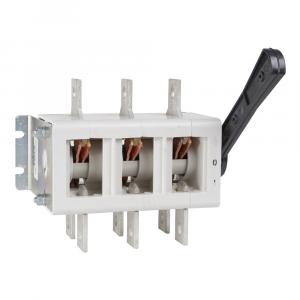 Выключатель-разъединитель ВР 32-39А 70220 630А(боковая стацион. ручка)КЭАЗ